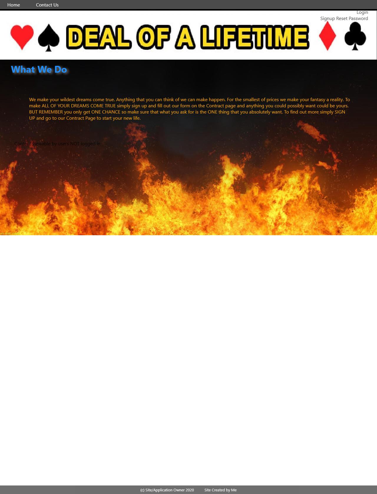 Screenshot Desktop - https://cs0010.cert4cyber.online/