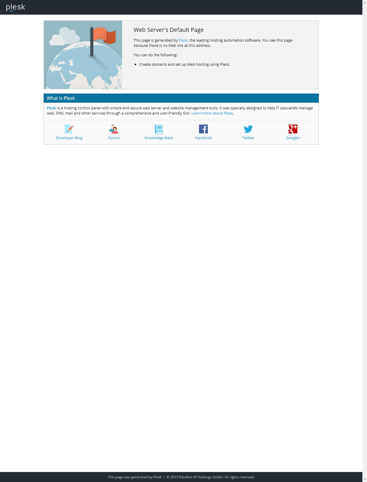Screenshot Desktop - https://81.169.205.236/
