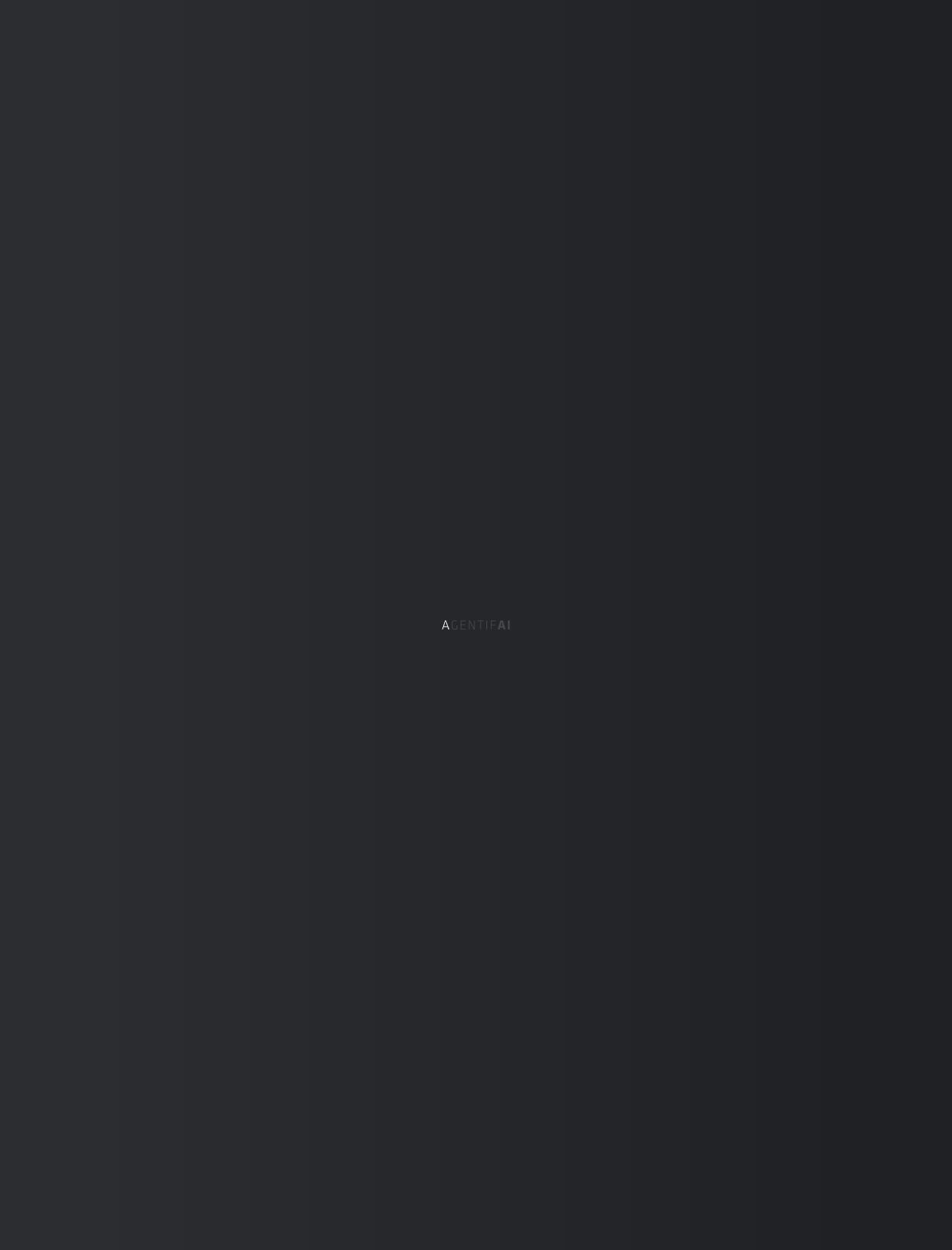 Screenshot Desktop - https://advancecare.agentifai.com/