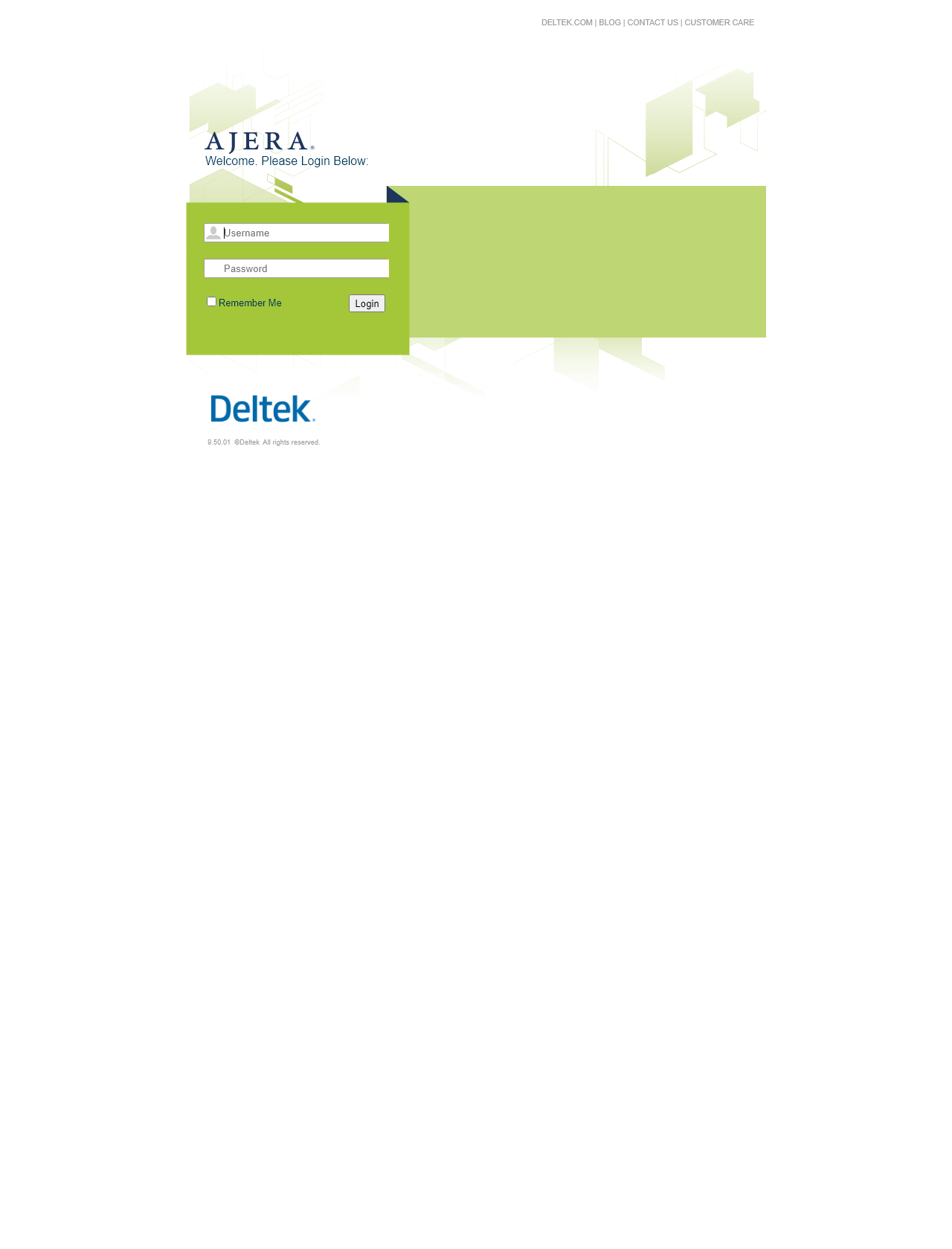 Screenshot Desktop - https://ajera.aubertinecurrier.com/