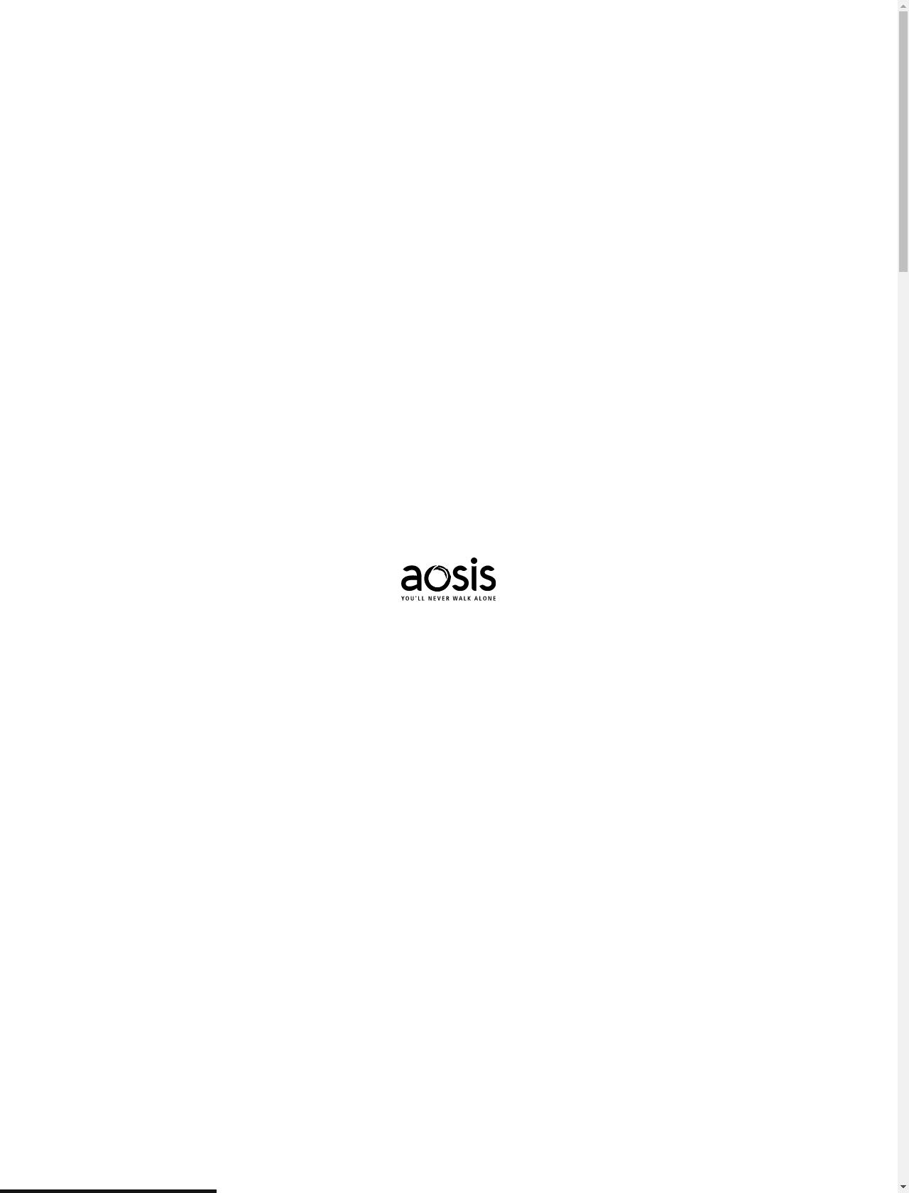 Screenshot Desktop - https://www.aosis.net/