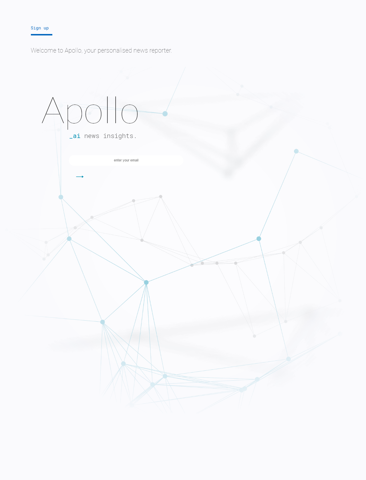 Screenshot Desktop - https://apollo.borealisai.com/