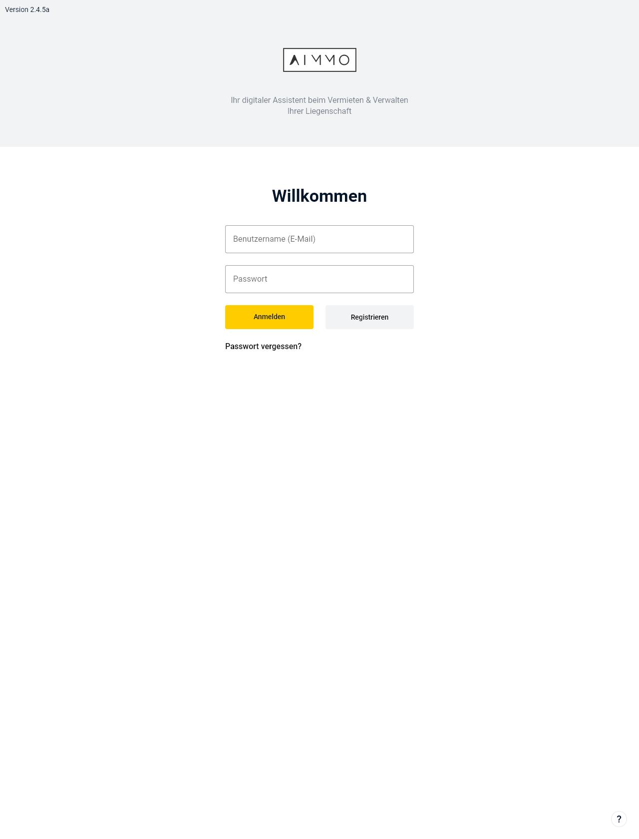 Screenshot Desktop - https://app.aimmo.io/