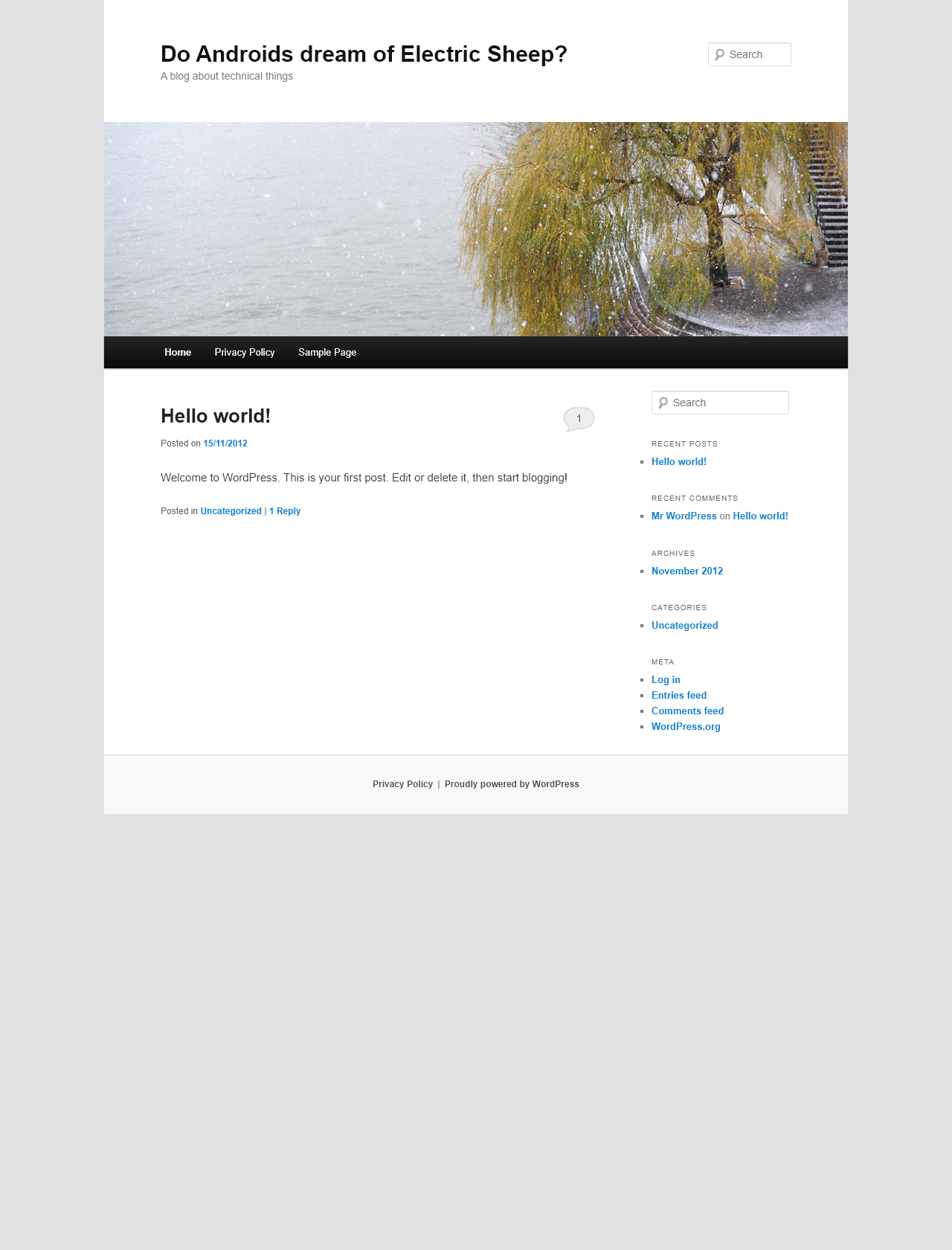 Screenshot Desktop - https://www.ariesoid.de/