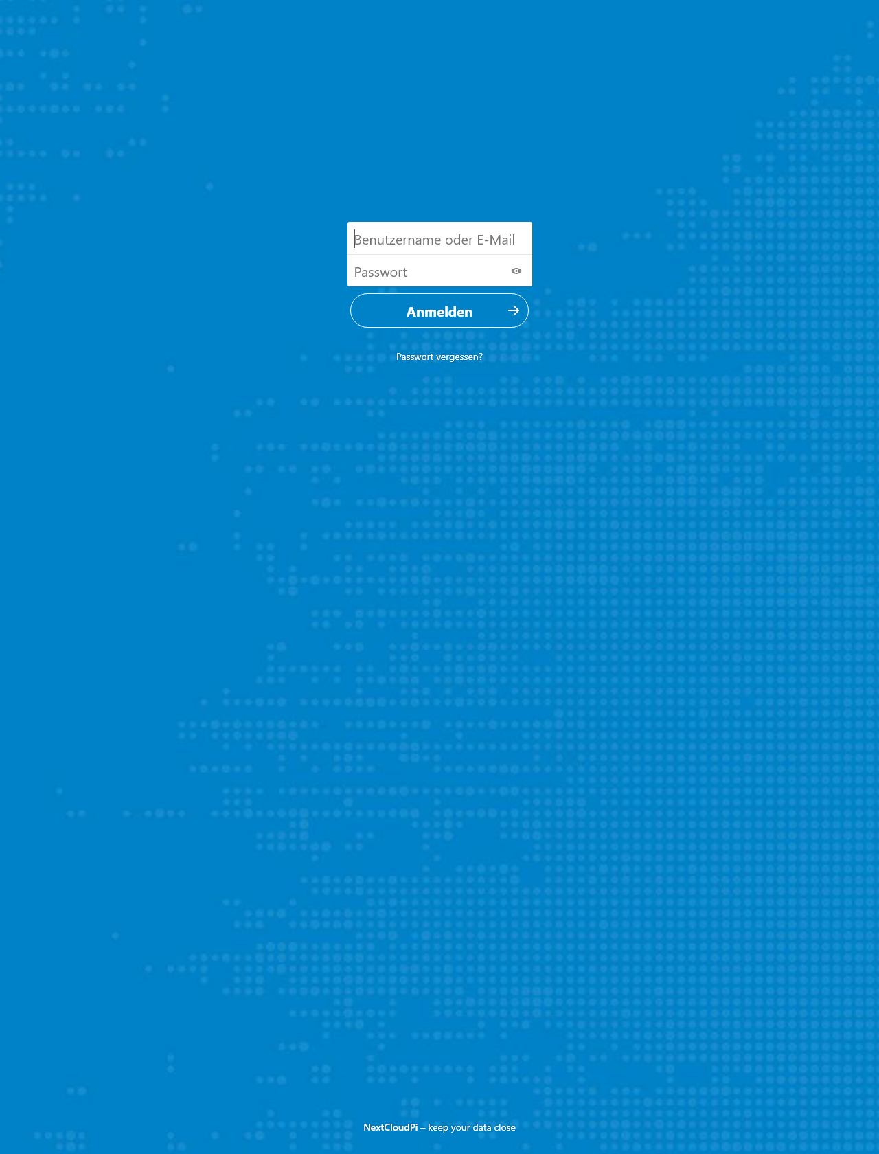 Screenshot Desktop - https://buelowcloud.psybnc.org/index.php/login