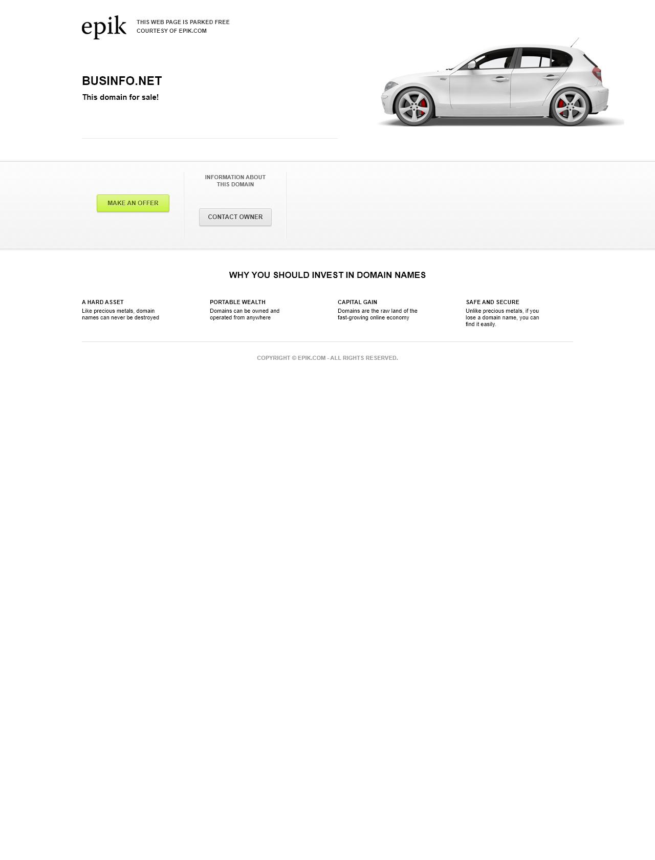 Screenshot Desktop - https://businfo.net/
