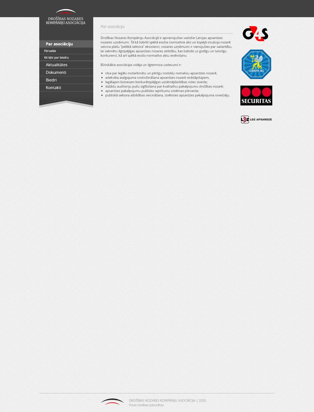 Screenshot Desktop - https://www.dnka.lv/