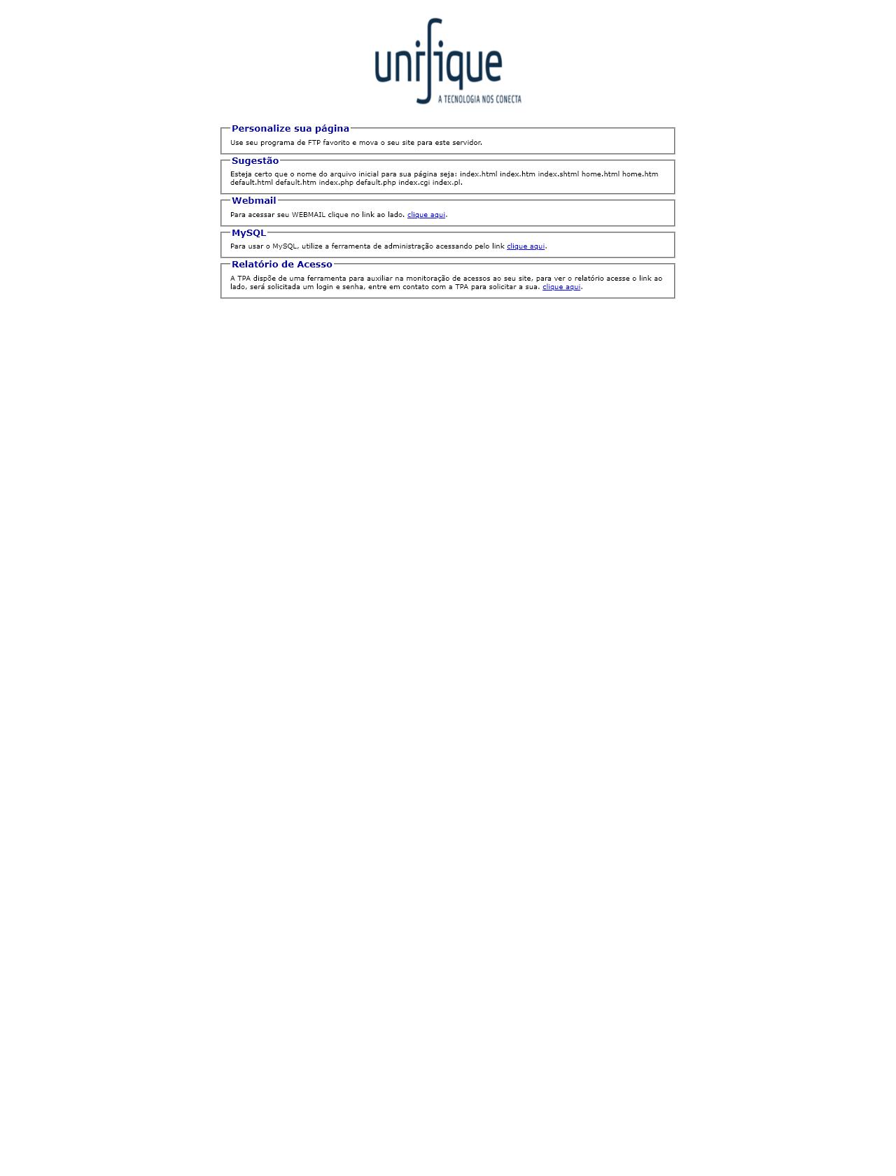 Screenshot Desktop - https://ftp03.tpa.com.br/