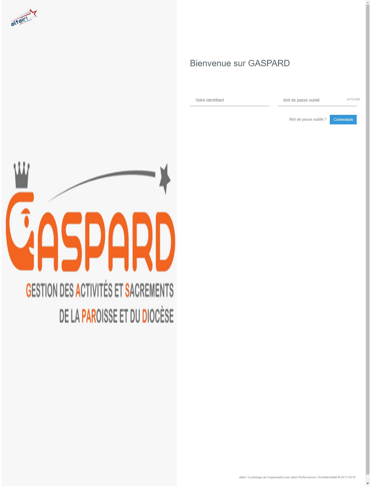 Screenshot Desktop - https://gaspard.adn.altair-performance.com/altaircrm/