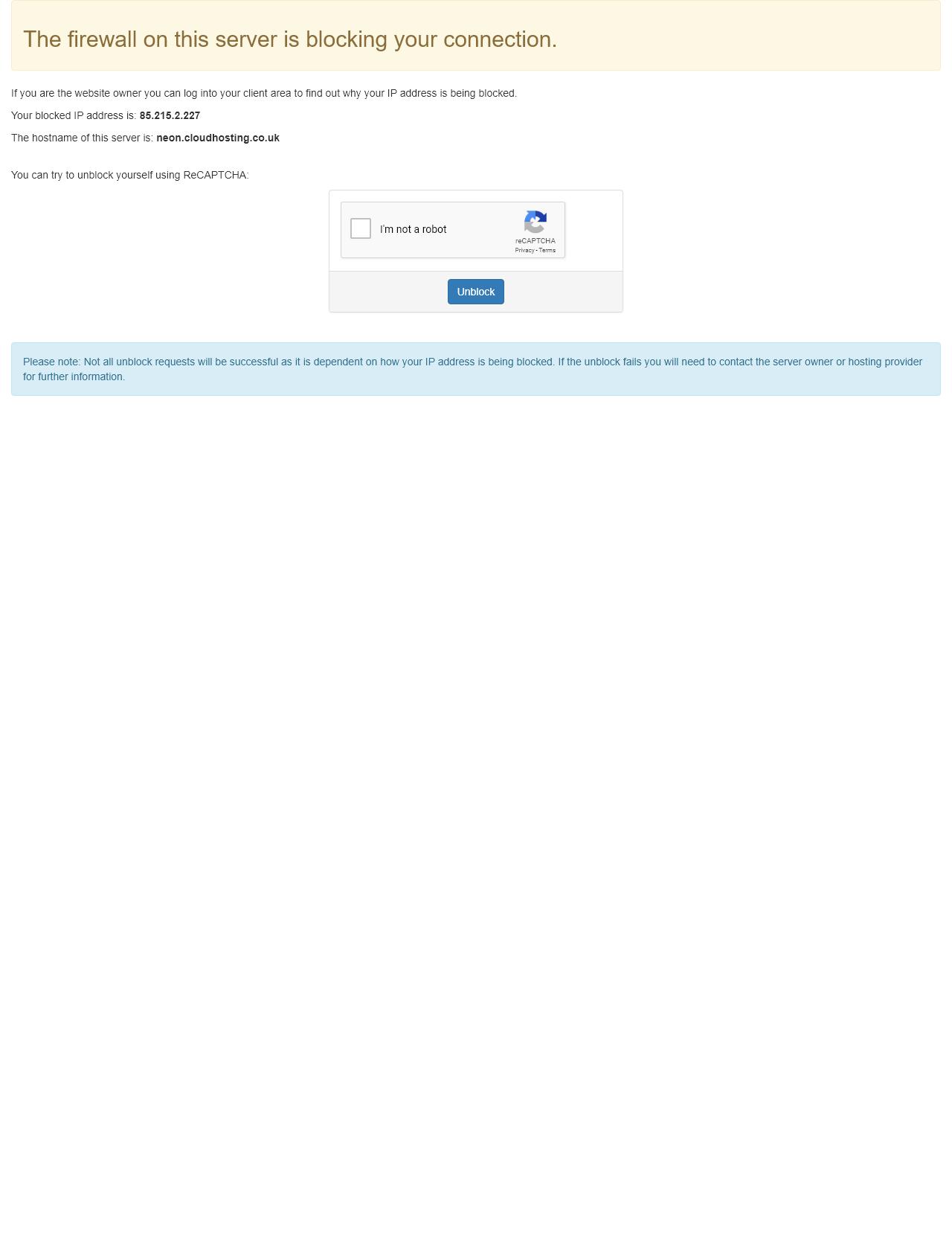 Screenshot Desktop - https://www.gloverandking.com/
