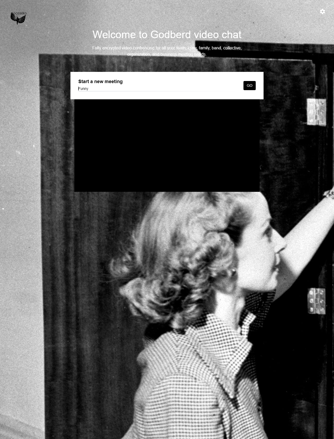 Screenshot Desktop - https://godberd.tv/