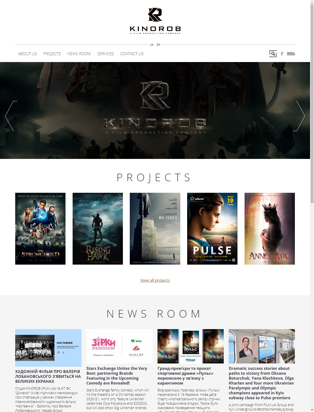 Screenshot Desktop - https://kinorob.com/en/