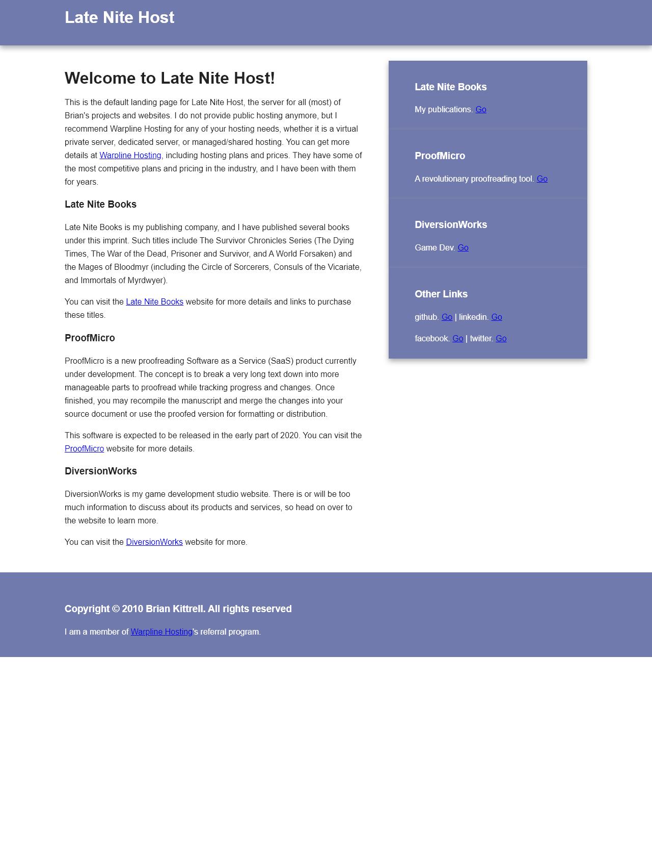 Screenshot Desktop - https://latenitehost.com/