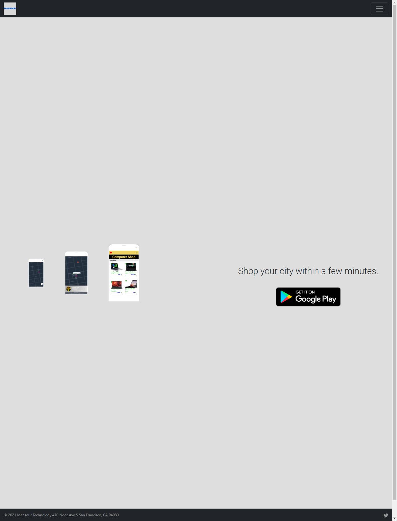 Screenshot Desktop - https://mansourapp.com/