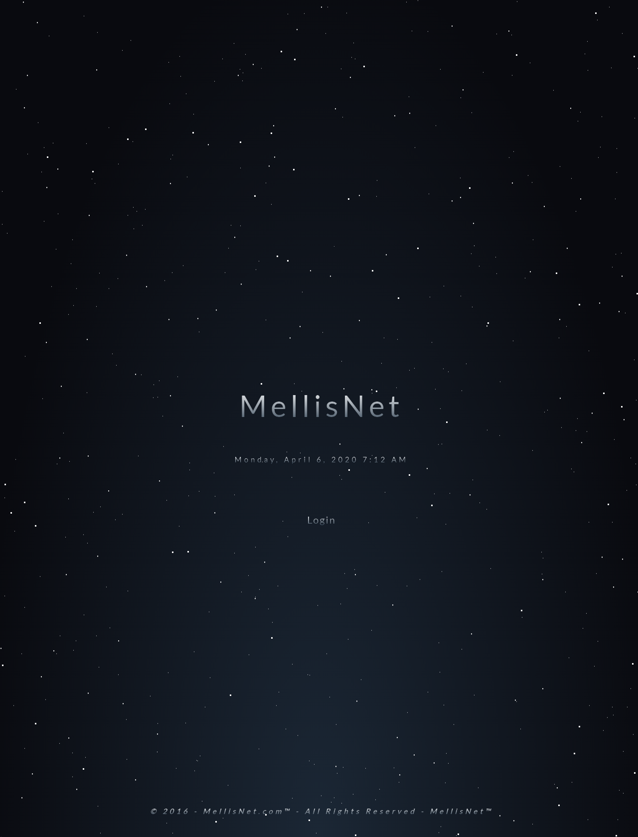 Screenshot Desktop - https://www.mellisnet.com/