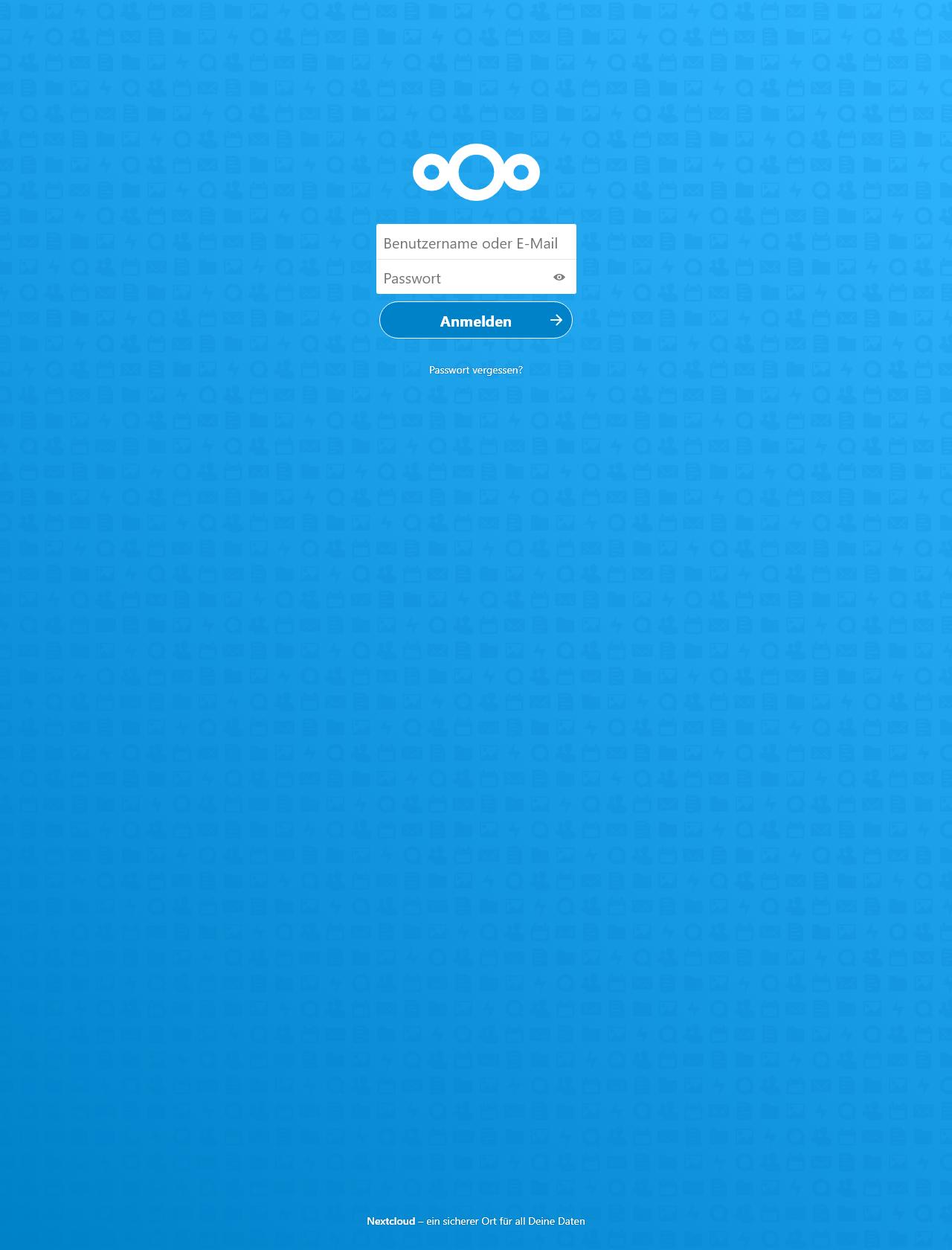 Screenshot Desktop - https://omv-kuro.duckdns.org:30443/login