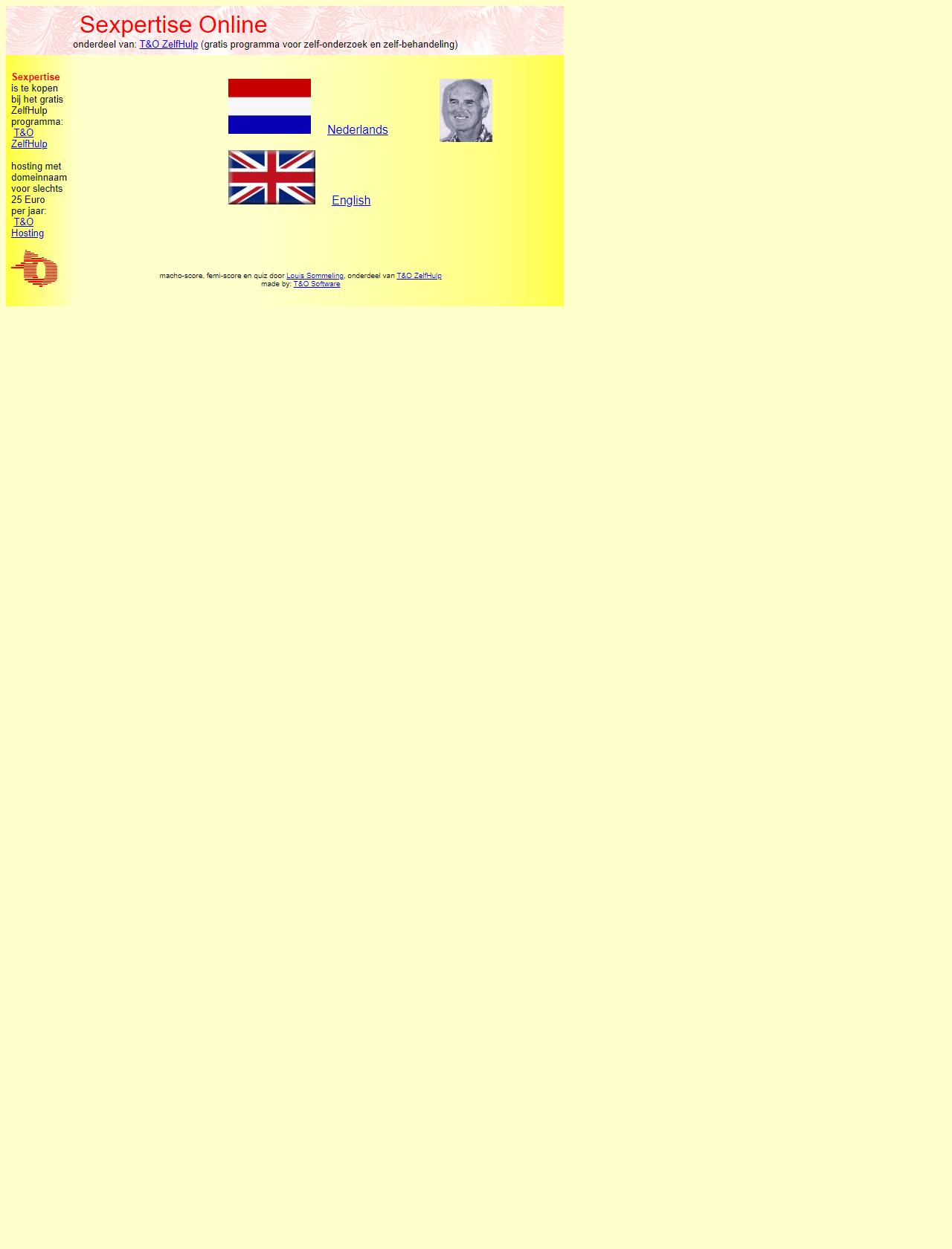 Screenshot Desktop - https://www.sexpertise-online.nl/