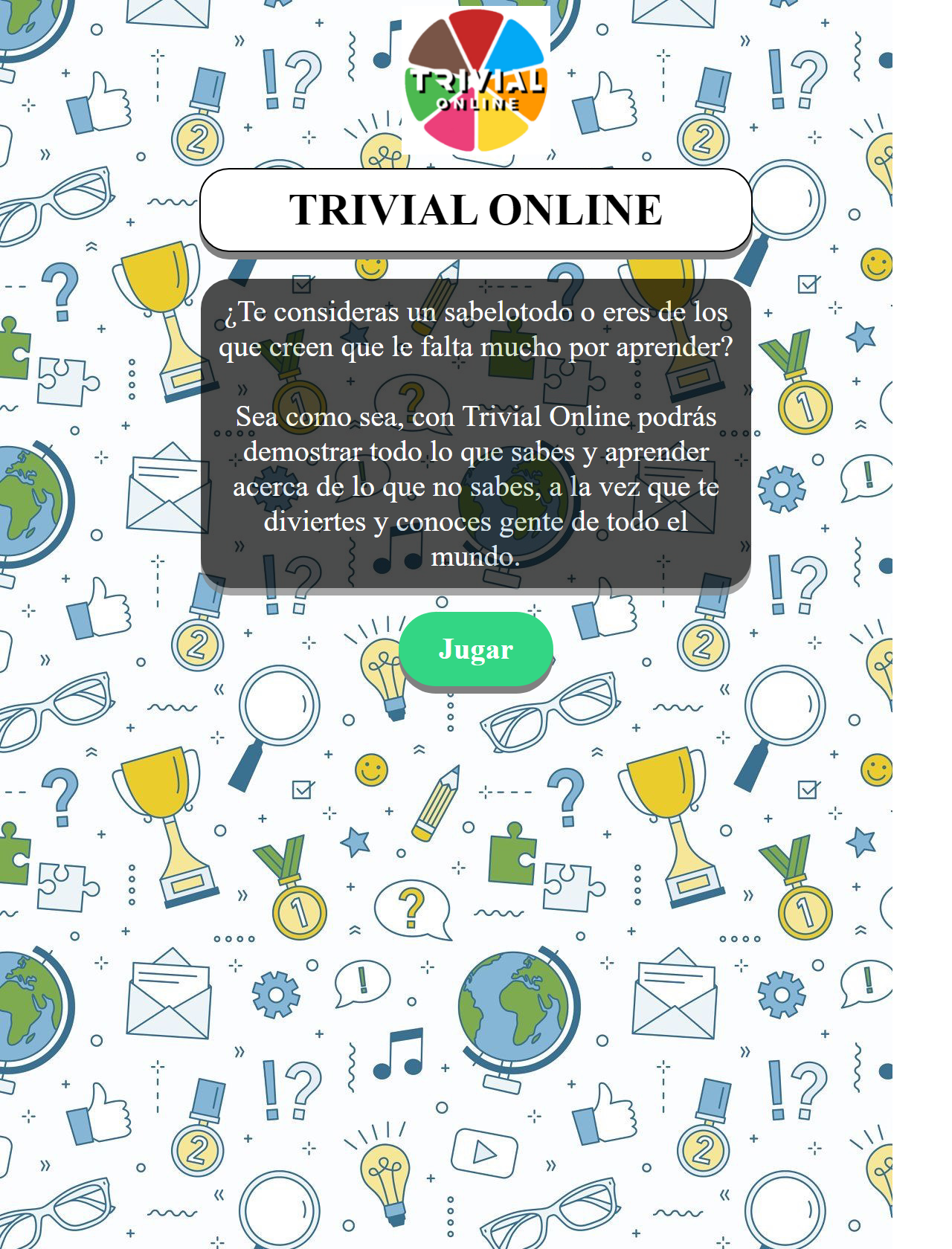 Screenshot Desktop - https://trivial-online.cu.ma/