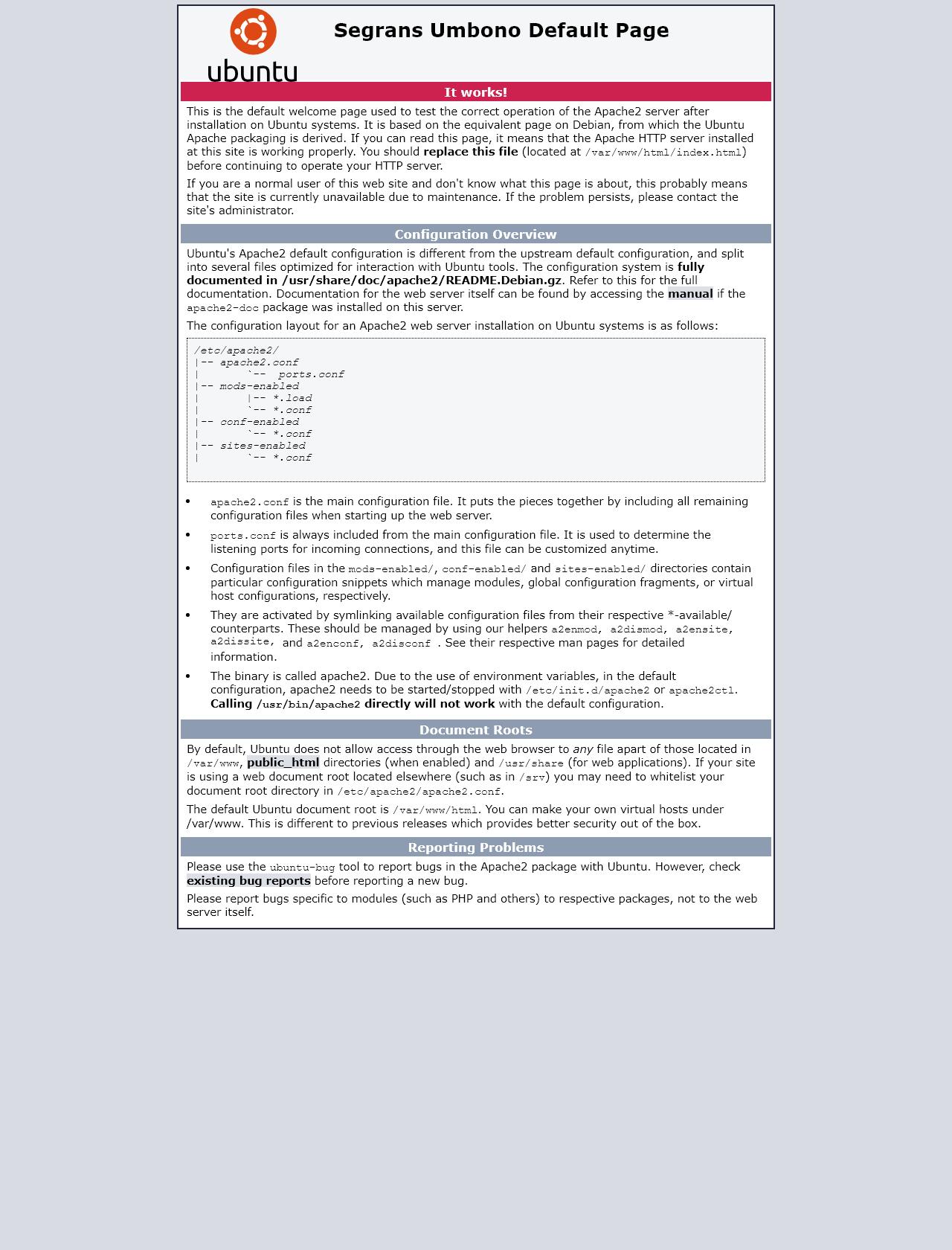 Screenshot Desktop - https://www.umbonosoftwaresolutions.com/
