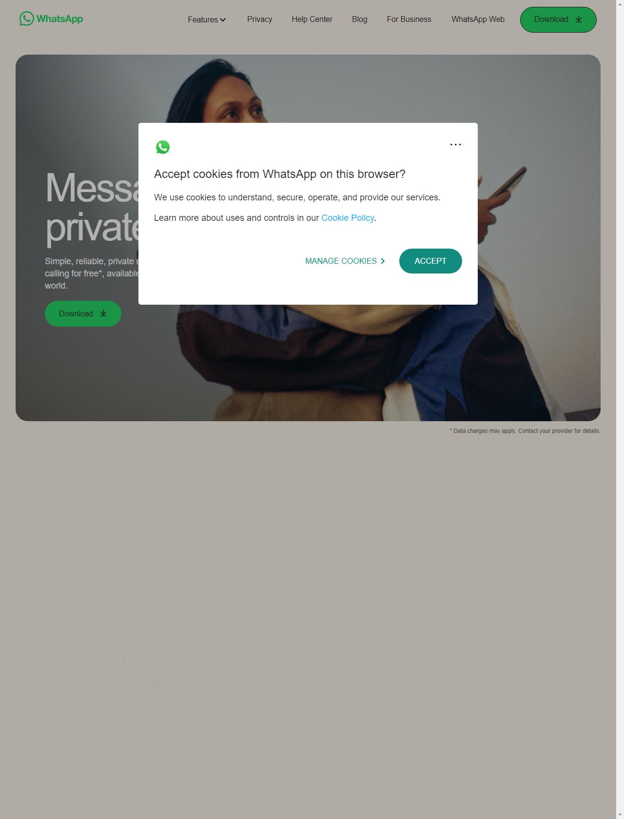 Whatsappcom Make Your Website Better Dns Redirects