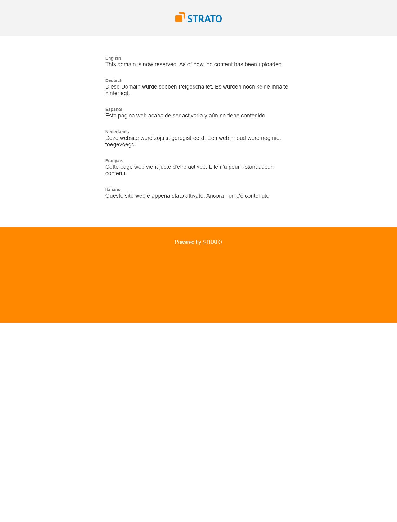 Screenshot Desktop - https://ypscloud.de/
