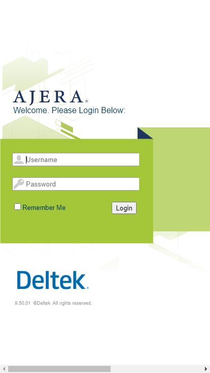 Screenshot mobile - https://ajera.aubertinecurrier.com/