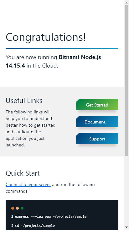 Screenshot mobile - https://api.africleanservices.com/