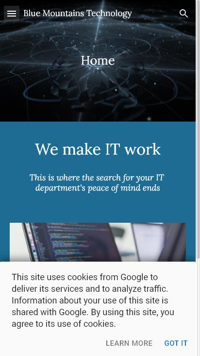 Screenshot mobile - https://www.bmteck.org/