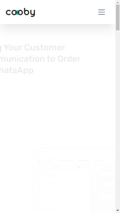 Screenshot mobile - https://cooby.co/