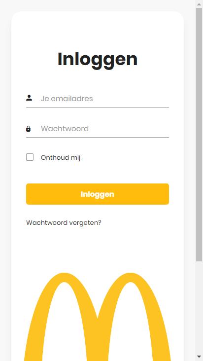 Screenshot mobile - https://ctmcd.nl/