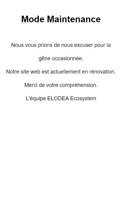 Screenshot mobile -