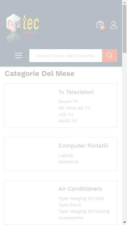 Screenshot mobile - https://etecitalia.it/