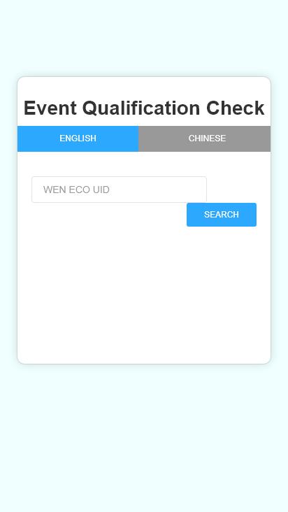 Screenshot mobile - https://evtlist.com/