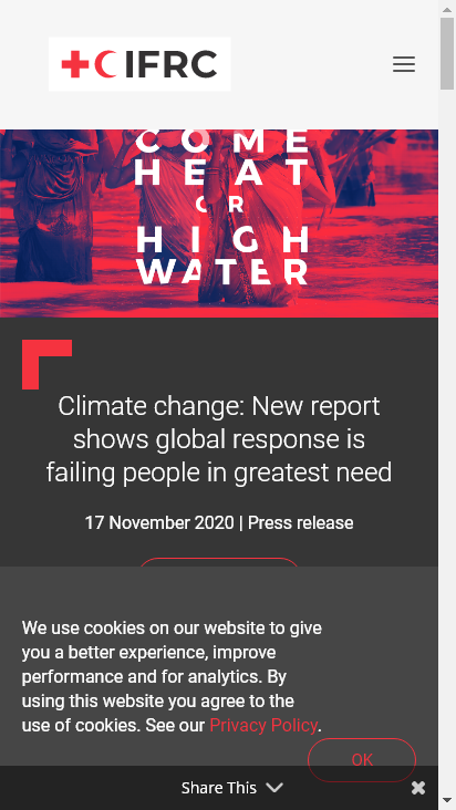 Screenshot mobile - https://media.ifrc.org/ifrc