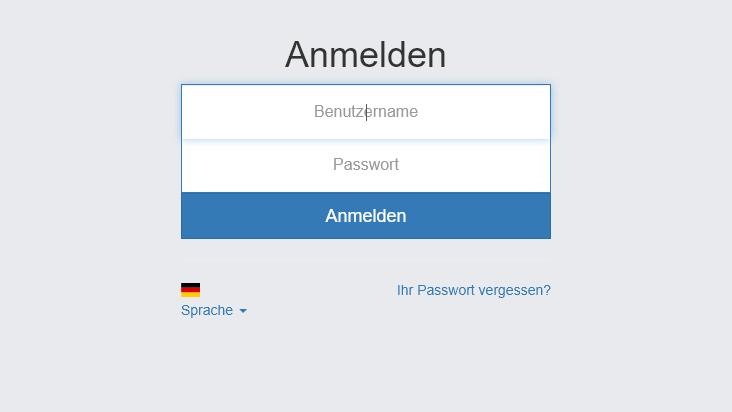 Screenshot mobile landscape - https://bisoffice.net/login