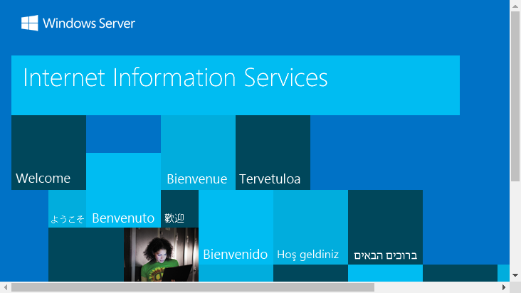 Screenshot mobile landscape - https://www.guanxian.org/