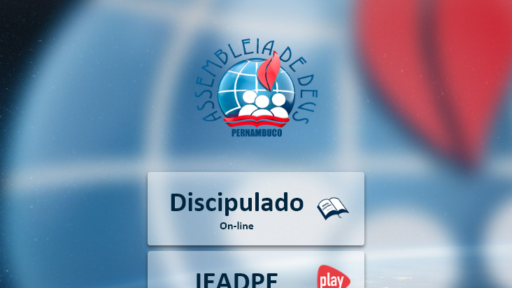 Screenshot mobile landscape - https://www.ieadpe.org.br/#/