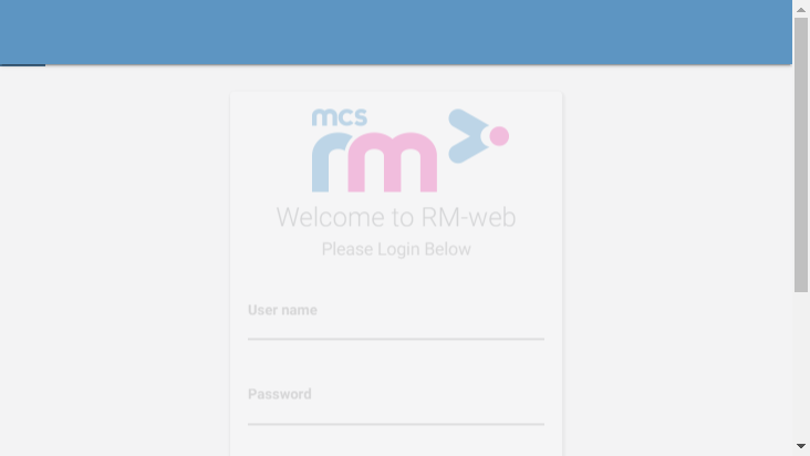 Screenshot mobile landscape - https://rm.nova-location.fr/Account/Login/?returnUrl=%2F