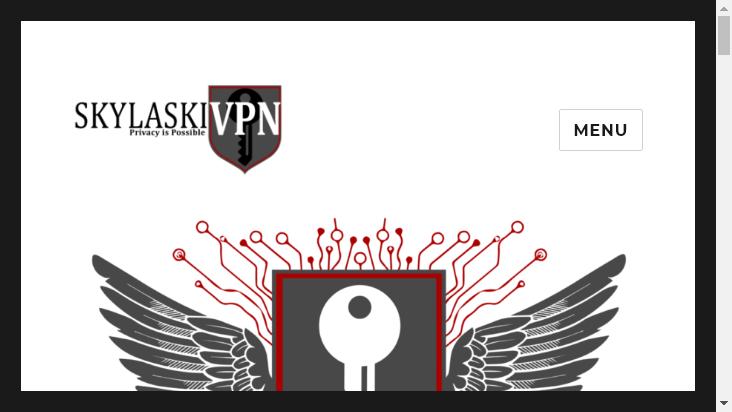 Screenshot mobile landscape - https://www.skylaski.com/