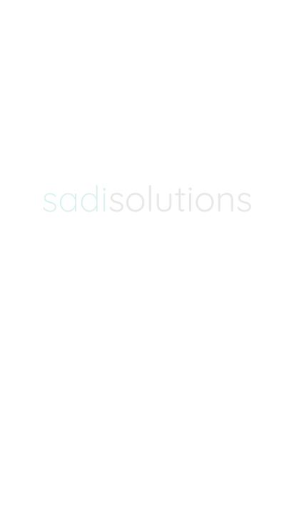 Screenshot mobile - https://www.sadisolutions.de/