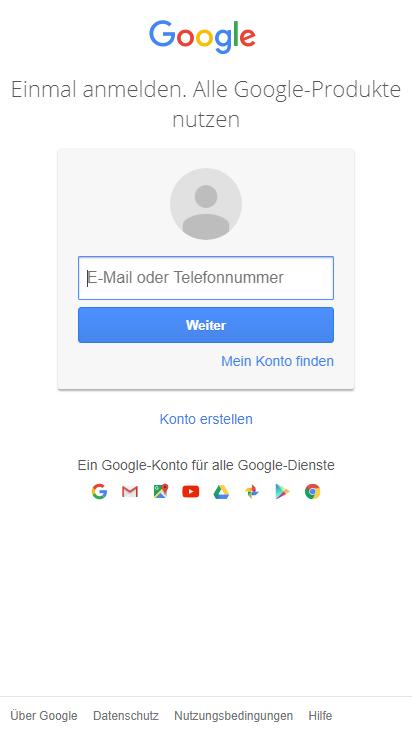 Screenshot mobile - https://accounts.google.com/ServiceLogin?passive=1209600&continue=https://sites.google.com/view/wwwteraclouddev&followup=https://sites.google.com/view/wwwteraclouddev